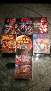 Star Wars Essential Guide Book collection