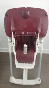 High chair - chaise haute