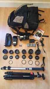 Digital photographic equipment