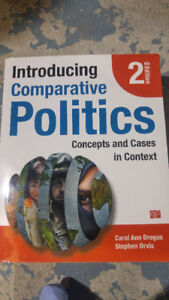 Introduction to comparative politics textbook