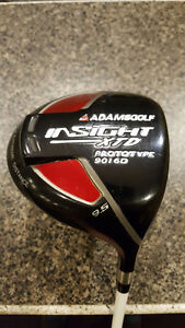Adams 9016D Prototype Driver - House of Forged Long Drive Shaft