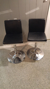 Gas Powered Bar Stools