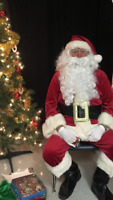 Santa Claus available for bookings