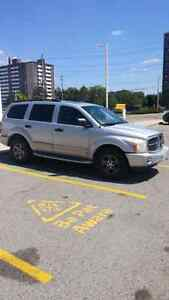 2004 Dodge Durango 5.7L Hemi. Limited fully loaded London Ontario image 2