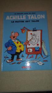 Archille Talon (français)