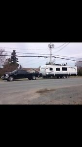 Camper and boat towing service. St. John's Newfoundland image 1
