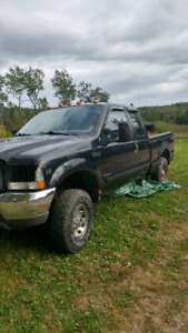 Parting out 2002 f250