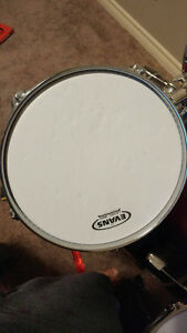 Complete Astro drum set + Double bass, extra cymbals and more