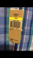 Men's/Teen New with Tags and New Condition Brand Name Shirts.