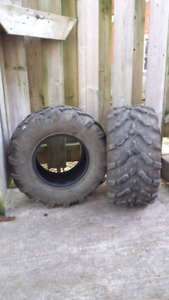 ATV tires used