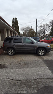 Priced to sell! Mazda Tribute SUV, Crossover