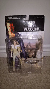 The Road Warrior Female Warrior Vintage Action Figure New In Box