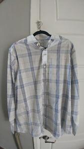 Banana Republic Men's Dress Shirt XL - New with Tags !!