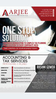 Arjee Accounting & Tax Services