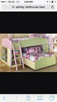 Ashley furniture loft bed