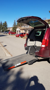 Wheelchair Accessible 2017 Dodge Grand Caravan