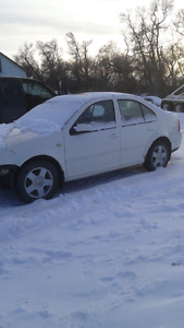 2001 Volkswagen Jetta TDI for parts