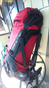 Deuter Guide 45+ Back pack - used only once!