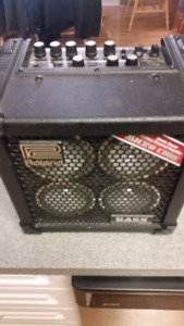 MICRO CUBE BASS AMP FOR SALE
