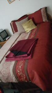 Complete Bedroom set + Furniture