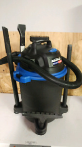 Mastervac wet/dry shop vac