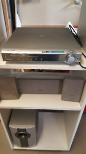 Samsung Home Theatre System DVD/CD/Radio with record player