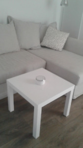 Coffee table & Step stool