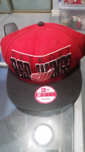 Detroit Red Wings HAT CAP 9FIFTY snapback