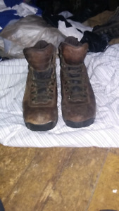 Mens windriver insulated leather boots