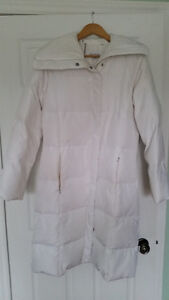Calvin Klein -- women's down coat (long) St. John's Newfoundland image 1