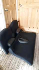 Mini convertible copper s r52 back seats open offers