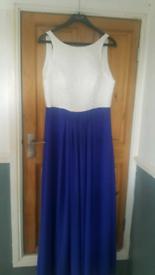 Bridesmaid Dress (size 18)