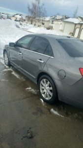 AWD Fully Loaded 2010 Lincoln MKZ