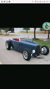 Looking for hot rod parts