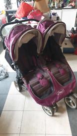 Baby Jogger City Mini 2 Double-Jet