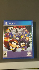 South Park The Fractured But Whole - PS4 - Brand New - BNIB