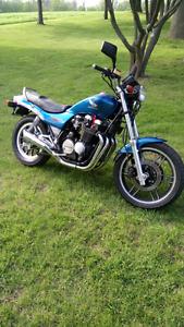 1984 Honda 650 Nighthawk