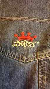 JNCO crown carpenter baggy jeans