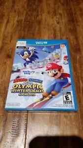 WII U Olympic winter game (new in plastic)
