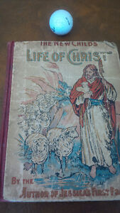 The New Child's Life of Christ, 1903 Kitchener / Waterloo Kitchener Area image 1