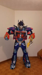 TRANSFORMERS Birthday Party! - Book Your Mascot Visits Today