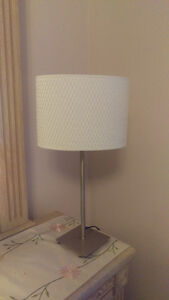 Pair of IKEA ALANG Lights for End Tables