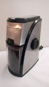 Black and Decker Coffee Grinder