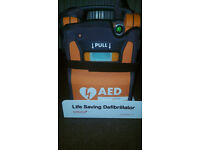 Cardiac Science Powerheart G5 AED Fully-Auto Defibrillator - brand new, never used!