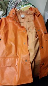 Helly Hanson rain coat