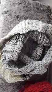 New handmade knitted hats and scarves.  Kitchener / Waterloo Kitchener Area image 8