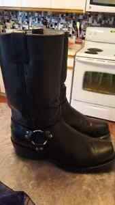 Boulet Mens motorcycle boots