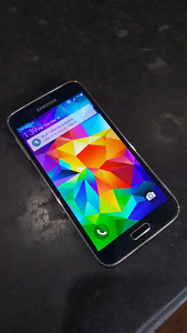 Samsung S5 with T-Mobile
