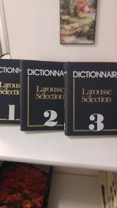 3 Dictionnaire larousse sélection