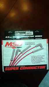 MSD Spark Plug Wires for Chevy 366 - 454